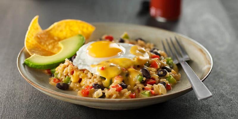 Land O'Lakes Foodservice | Huevos Rancheros Breakfast
