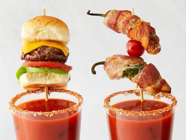 Land O'Lakes Foodservice | Bloody Mary Garnishes