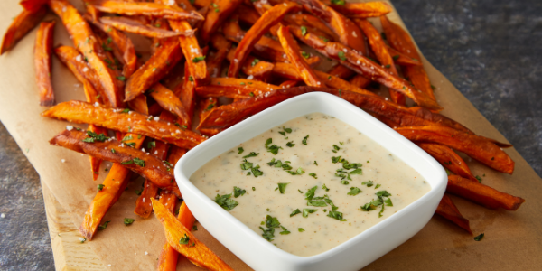 Land O'Lakes Foodservice | Indian Spiced Sweet Potato Fries