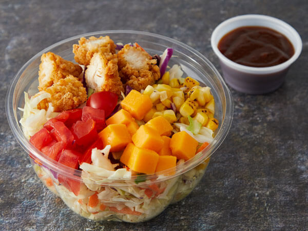 Land O'Lakes Foodservice |K-12 BBQ Chicken Salad