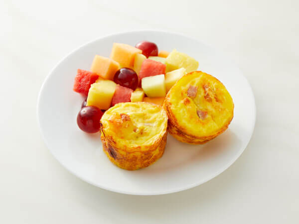 Land O'Lakes Foodservice |Mini Frittatas Breakfast