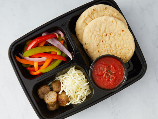 Land O'Lakes Foodservice |K-12 Mini Meatball Pizza Kit