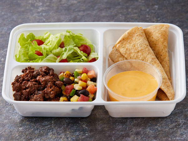 Land O'Lakes Foodservice |K-12 Mucho Queso Burrito Kit