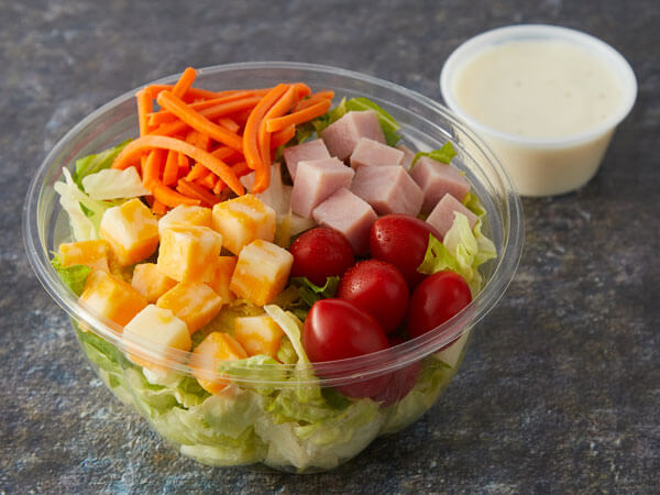 Land O'Lakes Foodservice |K-12 Simple Salad Bowl