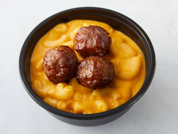 Land O'Lakes Foodservice |K-12 Meatball Mac and Cheese