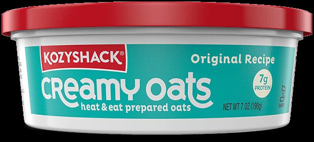 Original Recipe Creamy Oats