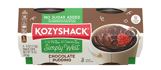 Simply Well<sup>®</sup> Chocolate Pudding
