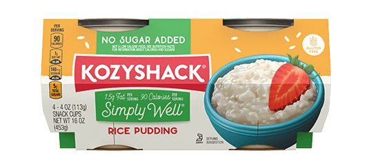 Simply Well<sup>®</sup> Rice Pudding