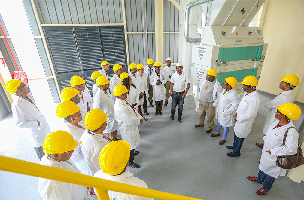 Bidco Land O'Lakes Launches New Animal Feed Manufacturing Plant in Kenya