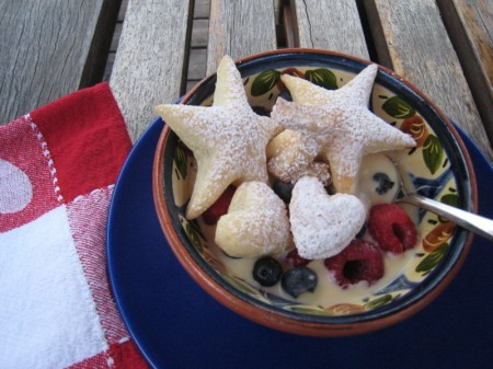 A perfect dessert for the 4th of July!
