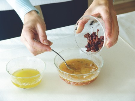 making-vinaigrette