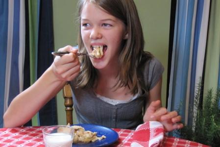 eating-pie