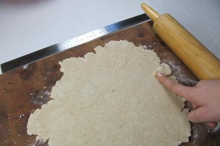 patching-dough