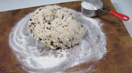wet dough on board-012