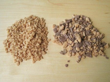 1c Toffee and chocolate toffee bits
