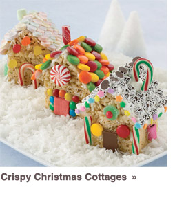 Crispy Cottages Cookies