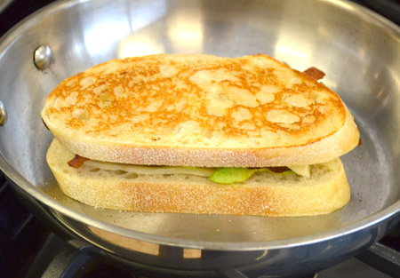 Browned Sandwich