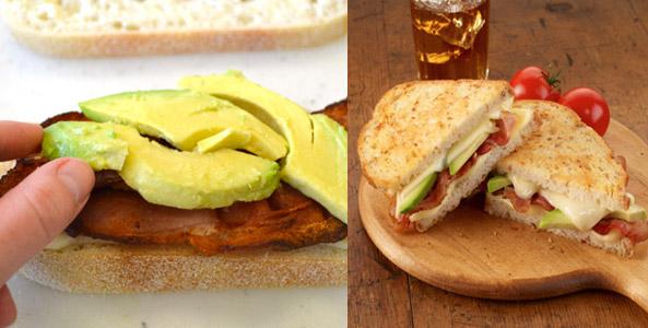 Preview Sandwich