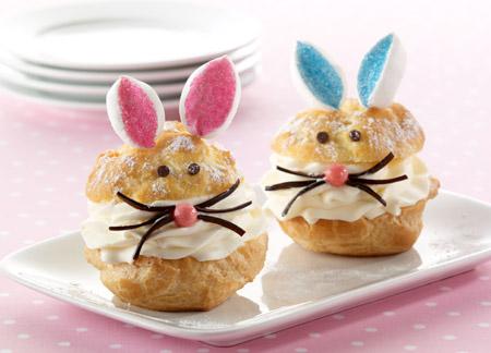 bunny puffs