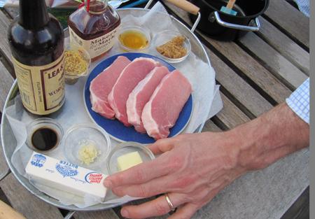 Porkchop Ingredients