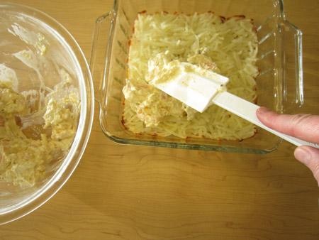 spread, potato, baked, cheese