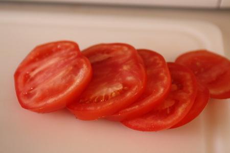 tomato, cutting, board