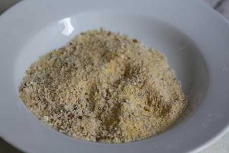 spices, coating, bowl
