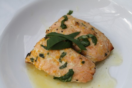 Final Grilled Salmon