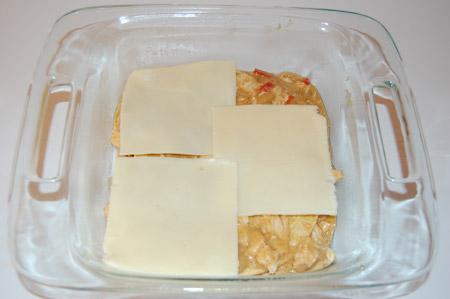 cheese, chicken, enchilada
