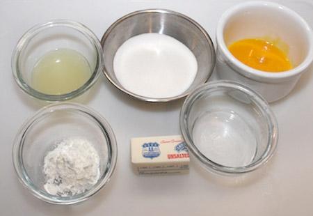 filling, tart, ingredients
