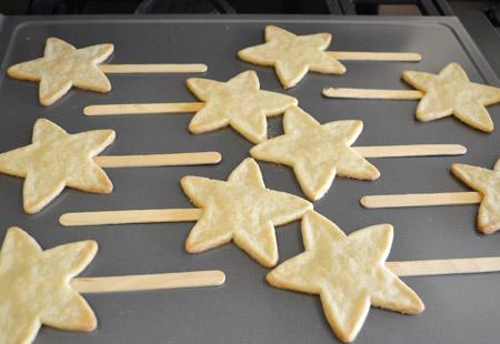cookie, pop, baked