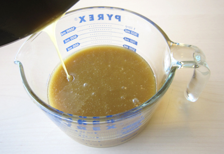 caramel, sauce, measuring