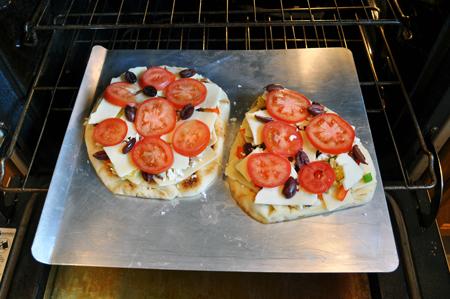 oven, bake, pizza