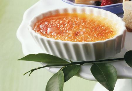 Gingered Crème Brûlée
