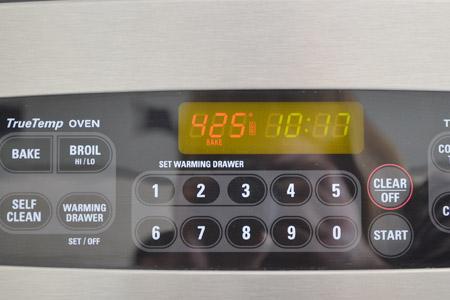 Check Oven Temperature