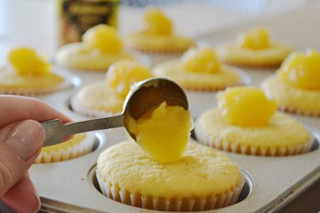 Add Lemon Curd