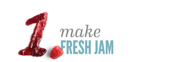 Make Fresh Jam