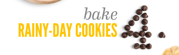 Back Rainy Day Cookies