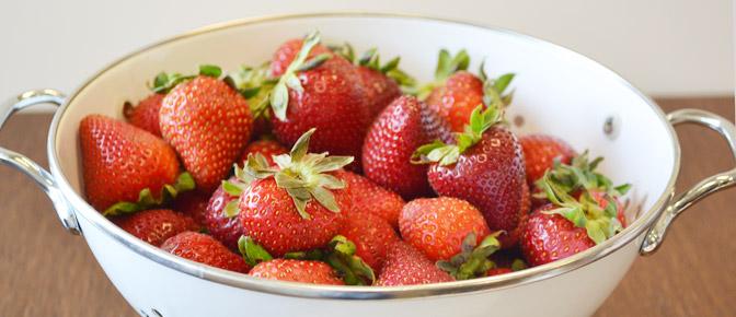 Clean Berries