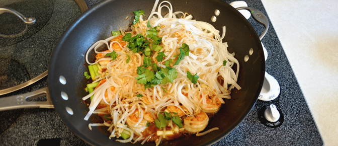 Add Rice Noodles