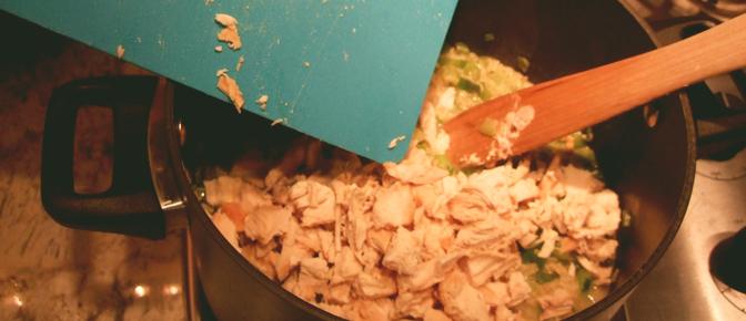 Add Chicken
