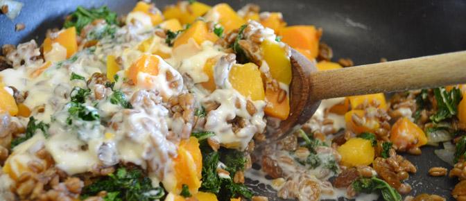 Stir Kale Mixture