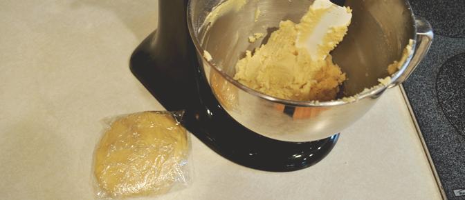 Wrapped Dough