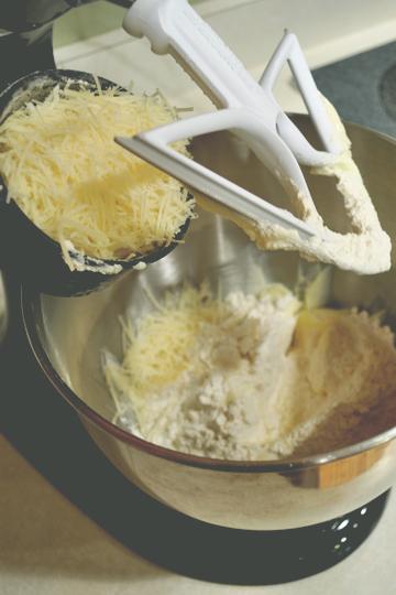 Add Parmesan Cheese