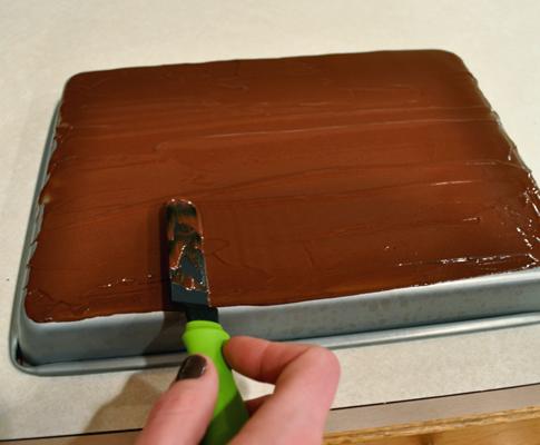 Spread Thin Chocolate