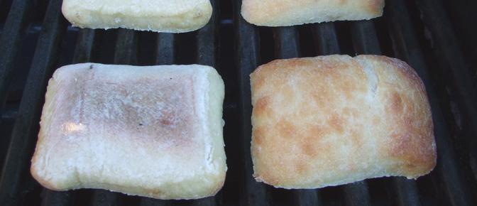 Toast Sliced Buns