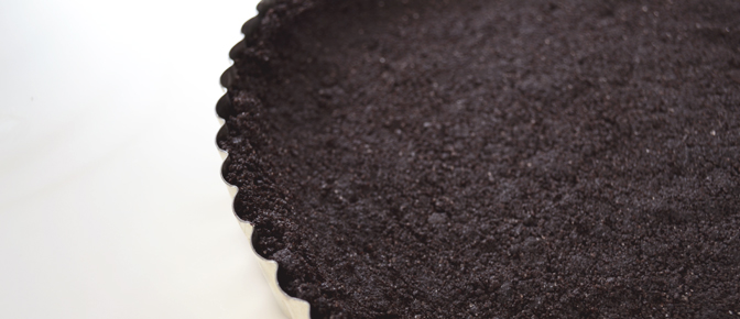 Chocolate Wafer Crust