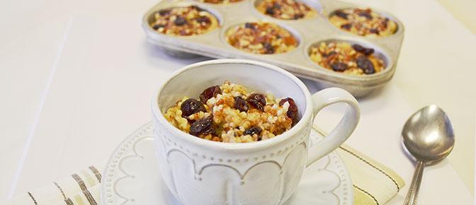 Breakfast Ready Oatmeal