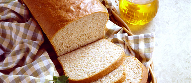 Whole Wheat Bread with Honey