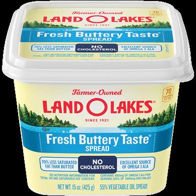 Fresh Buttery Taste® Spread